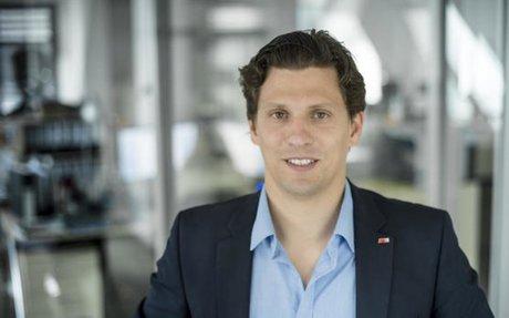 Junge Unternehmer: Hubertus Porschen wiedergewählt