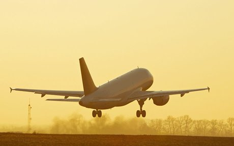 Hotter air may lead planes to carry fewer passengers