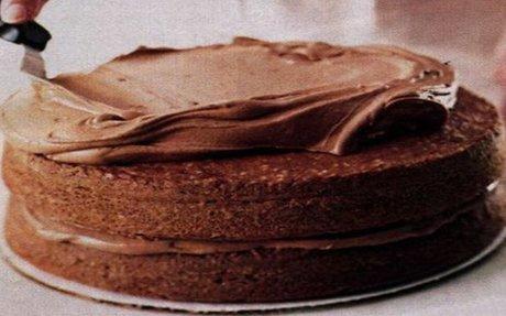 Főzött csokoládékrém