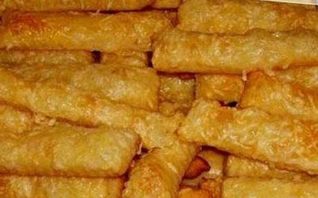 Isteni finom sajtos rúd, sütőpor és élesztő nélkül