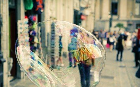 Expand Your Bubble – The Ascent