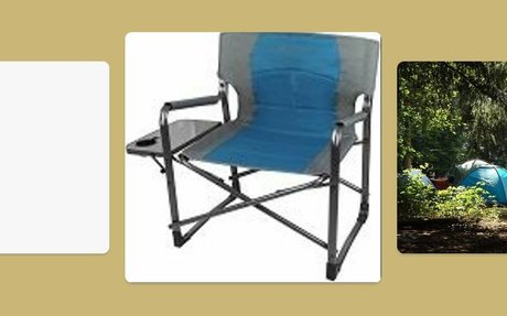 Folding Directors Heavy Duty Camping Chairs Best Rated