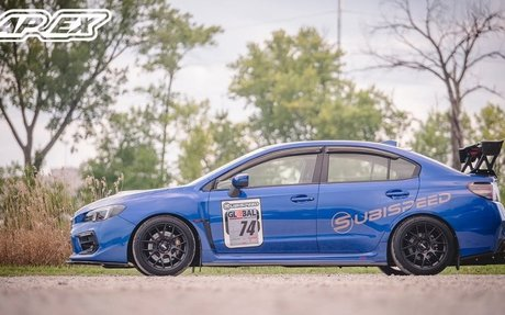 Subispeed -  Apex EC-7's