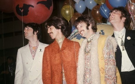 Beatles Albums Ranked