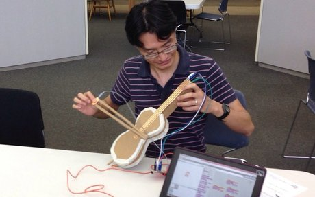 Makey Makey Musical Instruments