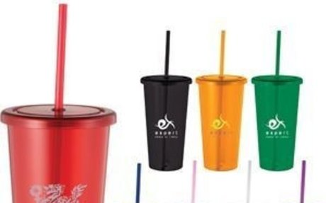 Custom Plastic Cups With Logo