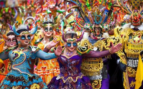 Four days of Carnival in Bolivia sees the death of 33 people