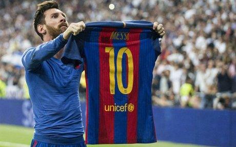 FC Barcelona: Messi incendia el Bernab�u - Marca.com