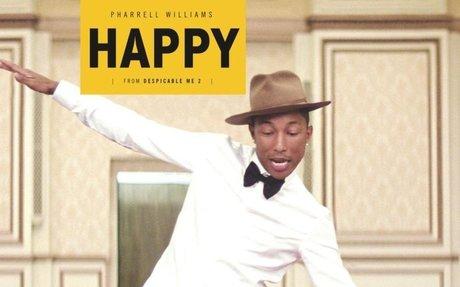 PharrellWilliams – Happy