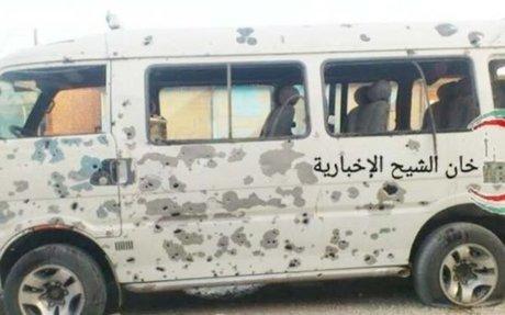 مقتل 7 بينهم طفلان وامرأة في قصف للنظام على خان الشيح بريف دمشق  | الجزيرة أونلاين