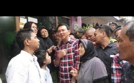 Berita Ahok Tersangka, Tapi Status Sebagai Cagub DKI Jakarta Tidak Akan Gugur