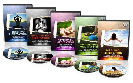 Ultimate Guided Audio Meditation Series