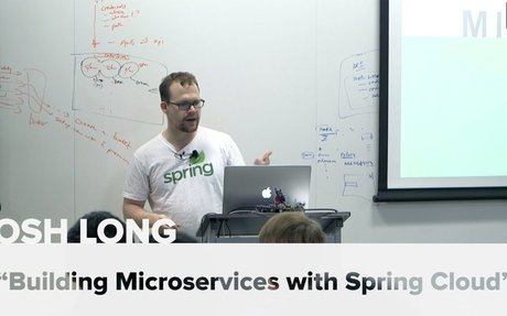 Building Microservices with Spring Cloud