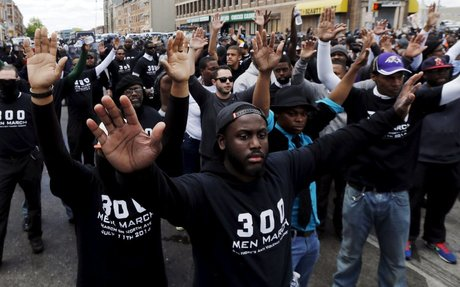 Baltimore Riots 2015: City Residents' Struggle Under Poverty, Income Inequality and Mass I