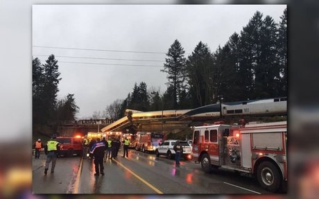 Multiple fatalities, 77 transported to hospitals after Amtrak crash near DuPont