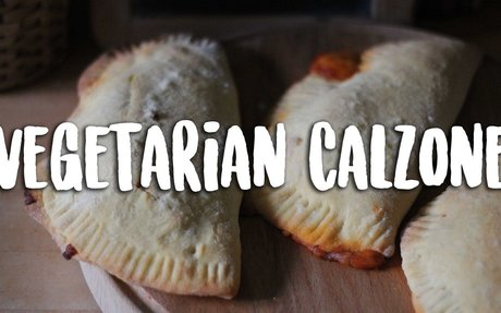 Vegetarian Calzone | IKEA Inspired