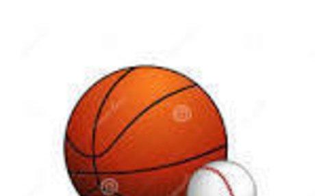 basketball and baseball - Google Search