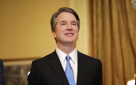Report: If Confirmed, Kavanaugh Will Be The Second-Most Conservative Judge On The Court