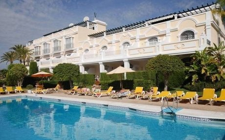 Nydelig penthouseleilighet med 3 soverom i Aloha Garden (Nueva Andalucia) R2425208