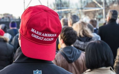 """Make America Great Again"" apparel not allowed at Indiana voting places - 95.3 MNC"