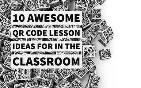 The best QR code classroom activities - Infographic