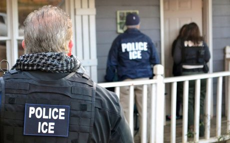 ICE sets record for arrests of undocumented immigrants with no criminal record