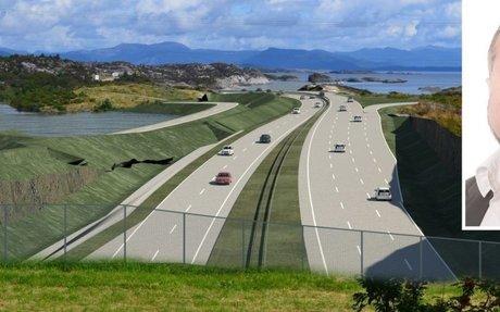 – Rogfast betales av økt tungtransport og et irreversibelt engangshopp i biltrafikken