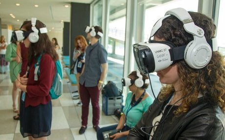 UN News - With virtual and augmented reality, UN 'ideas forum' to explore collaboration on
