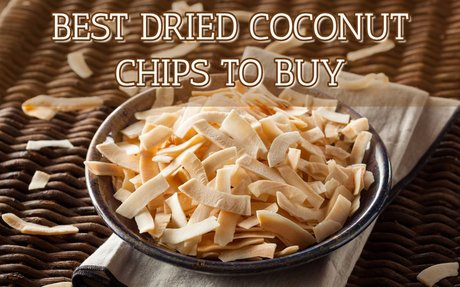 Best Dried Coconut Chips