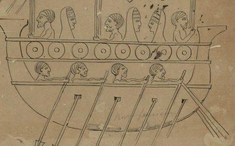 [Barcos asirios y fenicios]