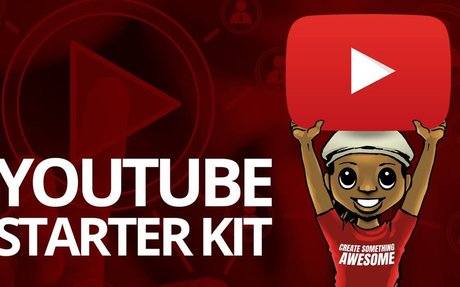 The YouTube Starter Kit is a collection of templates and downloads that can help you start