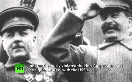 Stalin's speech on the Great Patriotic War