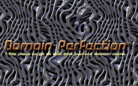 Domain Perfection