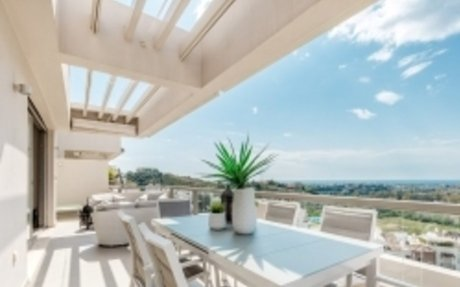A3990 | Los Arrayanes Golf - Apartment For Sale - 3 Bedrooms - Benahavis | Nordica Prop...