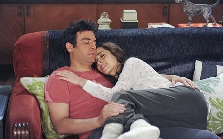 The How I Met Your Mother finale turned the show's nine-year story arc into an elaborate c