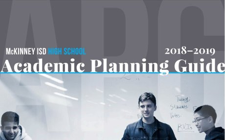 2018-2019 Academic Planning Guide