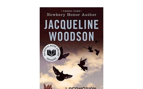 """Mama"" & ""Lili"" from Locomotion by Jacqueline Woodson"