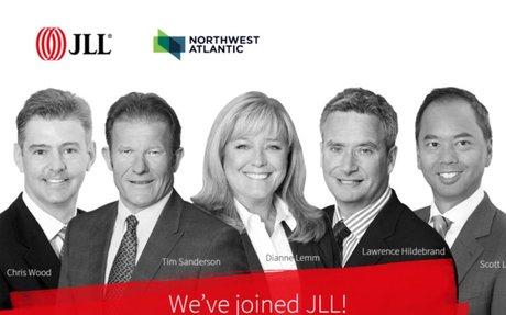 US-Based Brokerage JLL Acquires Canada's Northwest Atlantic