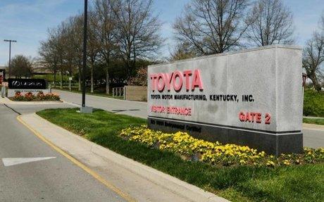 Lexington: Toyota announces $121M investment in Georgetown plant