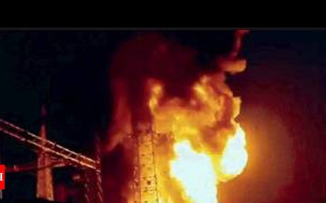 Fire at Kolaghat power plant, supply not affected - Times of India