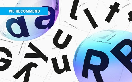 Design // Helvetica, the world's most famous typeface, gets a makeover