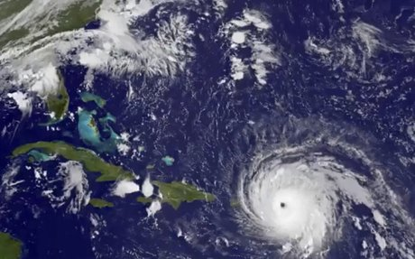 Newsela | Wild hurricane season for Atlantic Seaboard: Irma to come calling