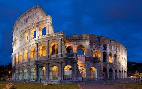 Roman Colossuem