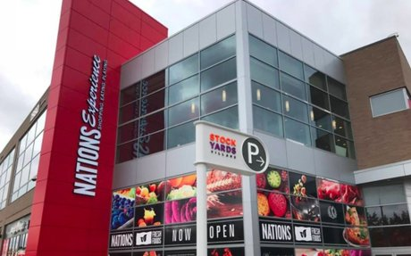 Stock Yards Village Adds Unique Hybrid Grocery Store/Entertainment Complex [Photos]
