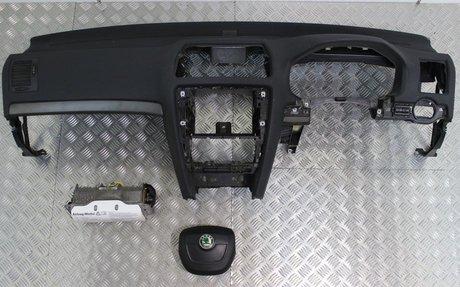 Skoda Octavia Airbags