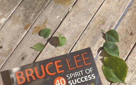 Membaca 40 Spirit Of Success Sang Pendekar Kung Fu: Bruce Lee