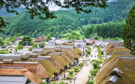 14 Traditional Japanese Towns That Still Feel Like They're in the Edo Period