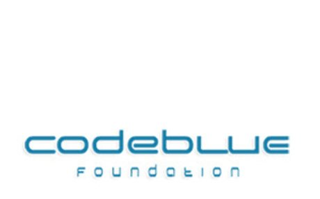 GOLD PARTNER:  Code Blue Foundation