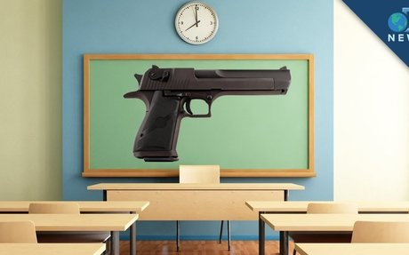 Should Teachers Carry Guns?