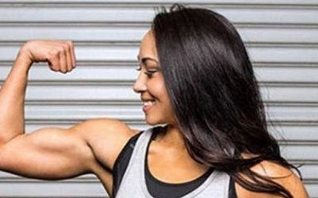 There #GirlsWhoLift are Killing It on Instagram